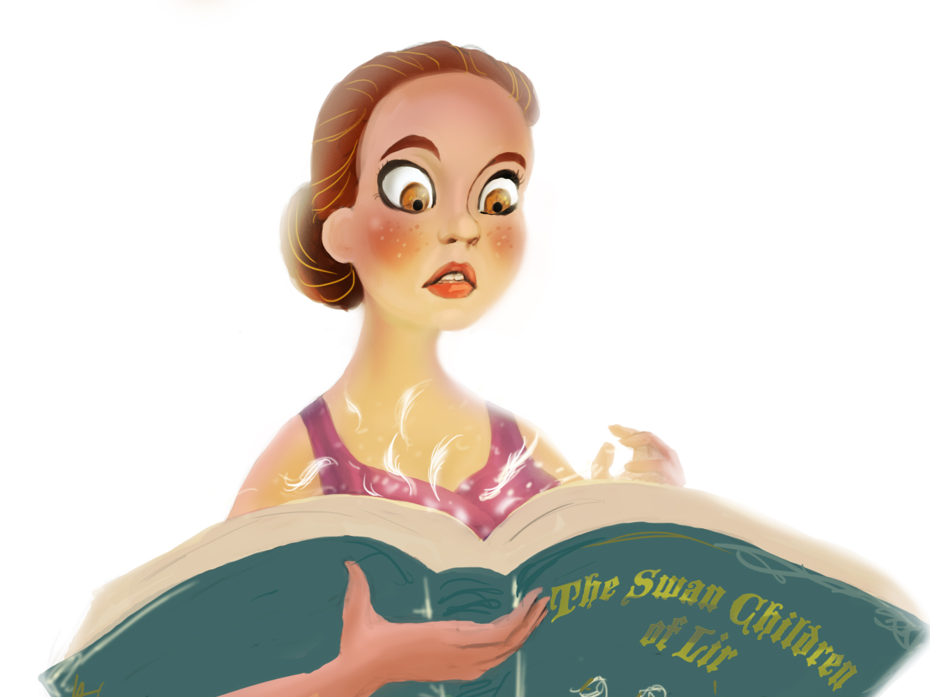 Boek Illustratie