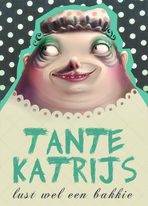 Tante Katrijs