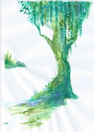 Water color example