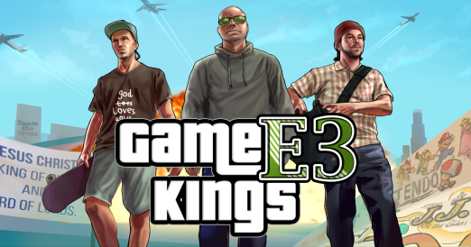 Gamekings E3